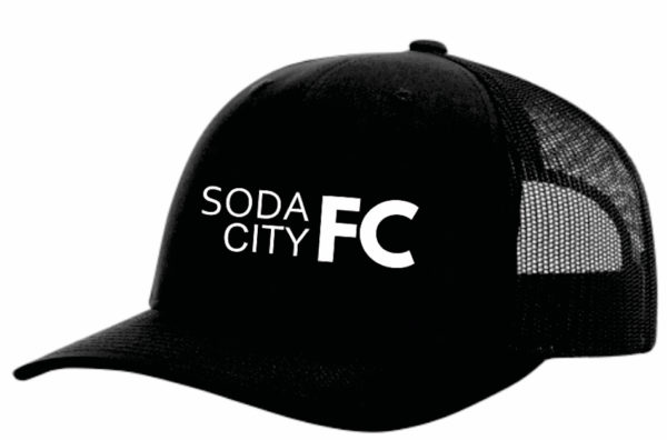soda city fc black hat
