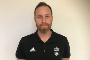 Bill Brindley Assistant Coach Soda City FC