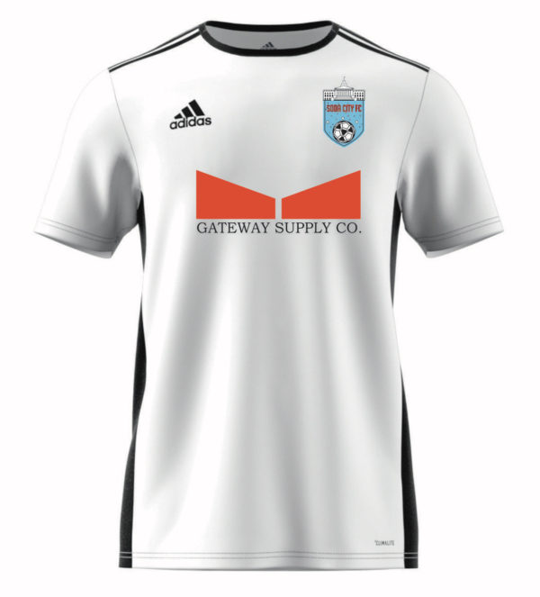 soda city fc adidas replica jersey white