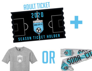 adult ticket package