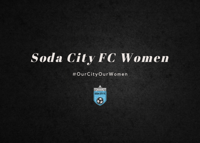 Soda City FC Women Training