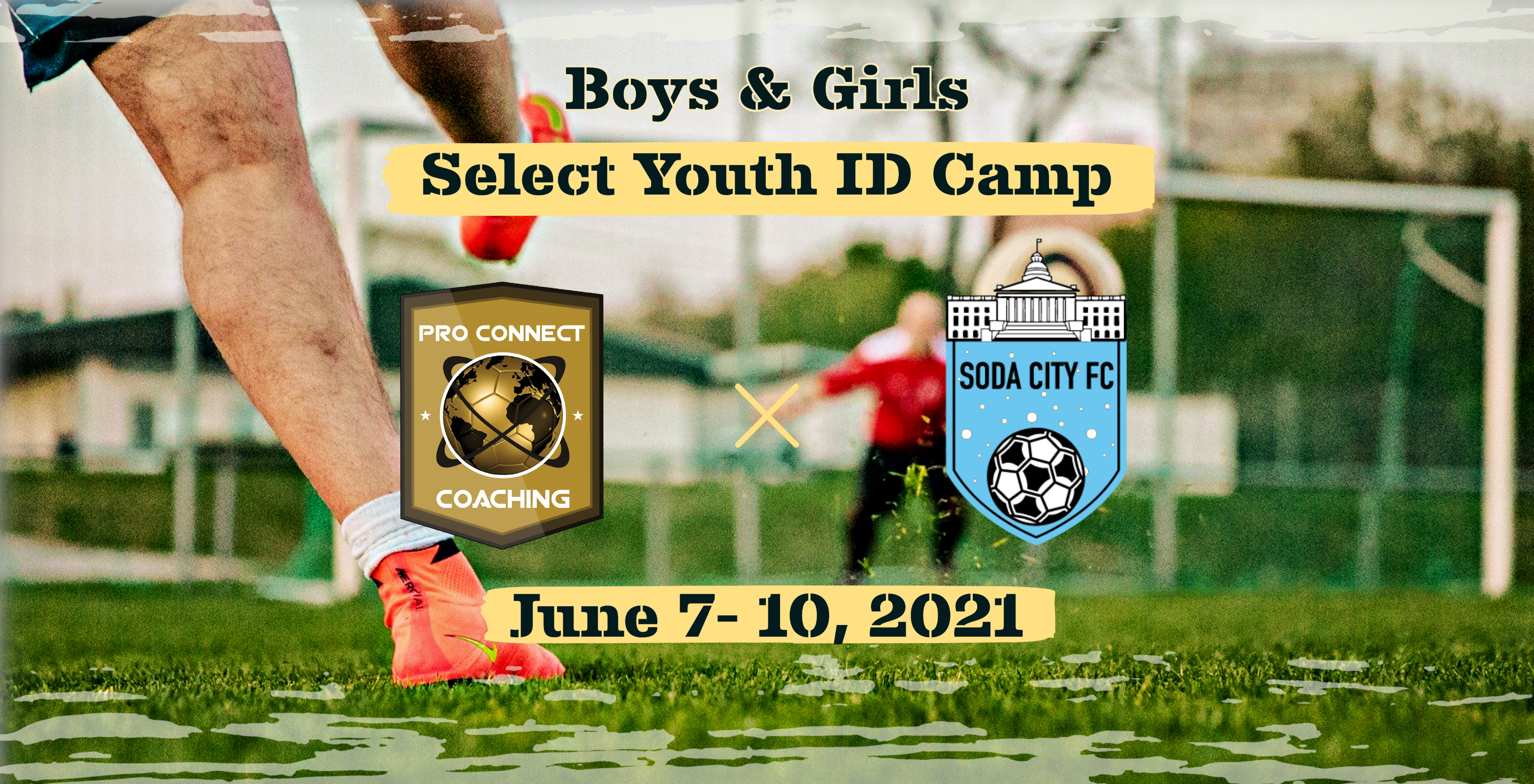SCFC announces Youth ID Camp coming over the summer